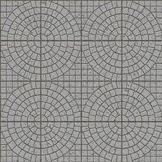 Textures Texture seamless | Cobblestone paving travertine texture seamless 06414 | Textures - ARCHITECTURE - PAVING OUTDOOR - Pavers stone - Cobblestone | Sketchuptexture