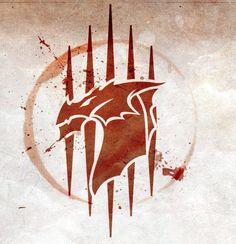 Résultats de recherche d'images pour « cult of the dragon symbol Fantasy Kunst, Fantasy Art, Tiamat Dragon, Fantasy Logo, Small Dragon Tattoos, Motorcycle Paint Jobs, Dungeons And Dragons Game, Celtic Dragon, Geometric Logo