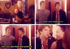 Life with Derek. Everyone on this show was so fucking hot!