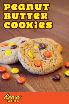 Why choose between cookies and candy? We have the perfect combo in one of our quickest, easiest, and most popular peanut butter recipes using REESE'S Pieces. This sweet and soft-baked recipe is ready for the whole Gameday party in just 10 minutes.