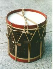 antique drums