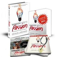 """Ubuntu Combination  -Exclusive Hardback book, autographed by Dan and Jared  -Digital Audio Download of """"Finding Your Wisdom and Passion""""   -Ubuntu Necklace  -67-Page Field Manual of Wisdom Meets Passion  -Beautiful PDF Photo eBook of inspiring quotes from the Wisdom Meets Passion Book  #wisdommeetspassion    Only at www.WisdomMeetsPassion.com"""