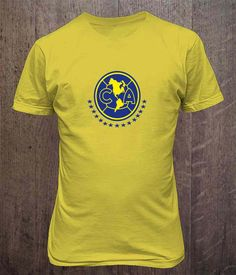 Club America Aguilas del America Mexico camiseta t shirt from World soccer t shirts