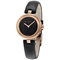 32a5ee4e55c Diamantissima Black Diamante Dial Ladies Watch. 32° Watches. Gucci Shop ...