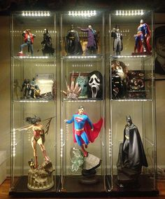 Hot Toy and Sideshow Collection