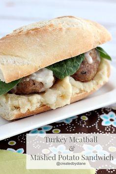 turkey meatball reci