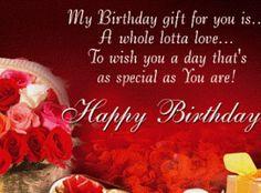 84 best happy birthday images on pinterest happy birthday images birthday greetings for him free birthday cards birthday ecards happy birthday greeting cards m4hsunfo