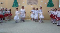 Karácsonyi tánc Christmas Concert, Girls Dresses, Flower Girl Dresses, Zumba, Wedding Dresses, Youtube, Kids, Xmas, Log Projects