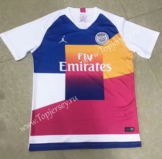 faec8e9bbfb topjersey provides cheap and quality Limited Version Paris SG Red & White  Thailand Soccer Jersey with the information of price, image, size, ...