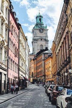 Stockholm @hollyearleyxo