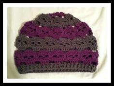 Assorted Colors Creepy Skulls Beanie Crochet Skull by KraftyShop