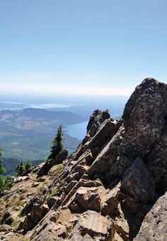 Take-Your-Breath-Away Beauty Hike Mount Ellinor — difficult and worth it