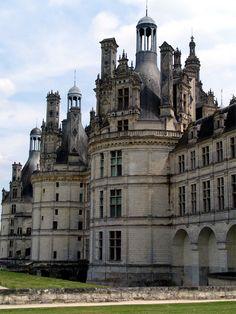 ~Castle Chambord, France