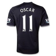 0acb9b82ea 2013-2014 Chelsea Adidas Third Football Shirt 11 Oscar http   www.