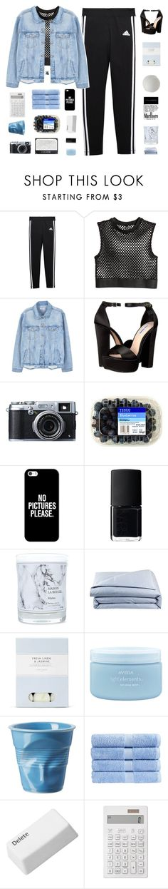 """""""♡ fifteen years old and smoking hand-rolled cigarettes"""" by deli-lemonade ❤ liked on Polyvore featuring adidas, MANGO, Steve Madden, Fujifilm, Casetify, NARS Cosmetics, Maison La Bougie, Frette, Laura Ashley and Aveda"""