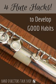 Middle school band director friends, check out this great article on teaching flute! If you teach beginning band this article has 4 quick and easy tips to Middle School Music, High School Band, Music Lesson Plans, Music Lessons, Flute Instrument, Music Education, Physical Education, Health Education, Special Education