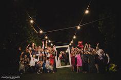 Se você sonha com um mini wedding à noite esse é o casamento perfeito para você!