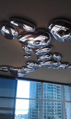 Private Residence 2012 San Diego   Skydro ceiling by Artemide  Urban Lighting Inc.