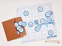 Road Trip Game Printables