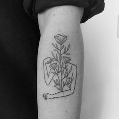 tattoos nyc would it be better or worse with flowers instead of heads! Bad Tattoos, Line Tattoos, Future Tattoos, Flower Tattoos, Body Art Tattoos, Small Tattoos, Sleeve Tattoos, Tattos, Self Love Tattoo