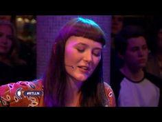 Gabbi zingt voor de vrijheid - RTL LATE NIGHT