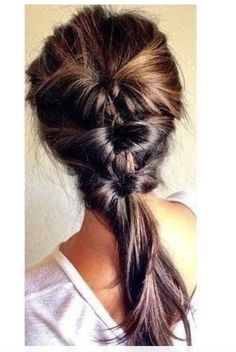 Lazy Day Hairstyle!! #Beauty #Trusper #Tip