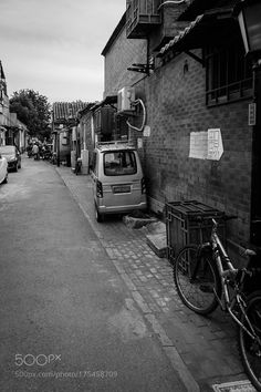 Hutong #3 by neupeters