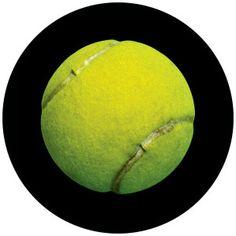 Tennis Ball Glass Gobo