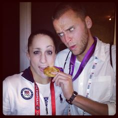 @jordyn_wieber Dying laughing right now!