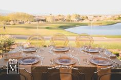 at Revere Golf Club Weddings and Events
