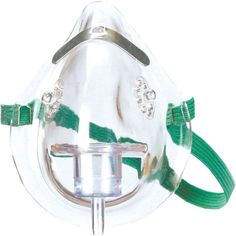 Simple Oxygen Mask | Drive Medical. OxygenMask  SIMPLE OXYGEN MASK Simple Oxygen Mask from PRO2Medical.com is a transparentOxygenMask made with soft anatomical form for better fit and has a wide adjustable elastic strap.Adult or Pediatric come 50ea/case.  Oxygen Mask Features  Pediatric Oxygen Mask w/o Tubing Adult Oxygen Mask with Detachable 7' Tubing Pediatric Oxygen Mask with Detachable 7' Tubing All 50/Case