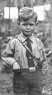Jungvolk (Hitler Youth ages 10-14)