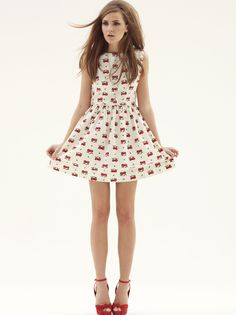 summer casual dresses 2012 - for life and style Casual Summer Outfits For Teens, Cute Casual Dresses, Casual Wear, Spring Dresses, Short Dresses, Spring Fashion Trends, Fashion Ideas, White Dresses For Women, Classy Dress
