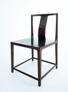 Da Tian Di Chair in dense tropical red sandalwood by Shang-Xia