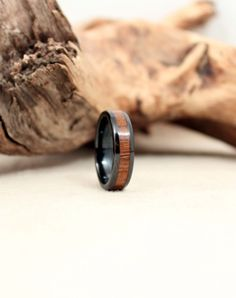 Current ship date for this Black Ceramic Ring with USS North Carolina Deck  Teak is 5-6 weeks.