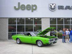 Capital Chrysler Dodge Jeep Ram Classic Mopar Show