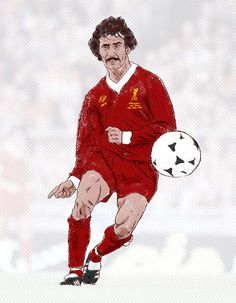Terry McDermott. Scorer of arguably the best goal ever seen at Anfield in the 7-0 win over Spurs at Anfield in 1978. http://youtu.be/vOB7pcqBH-Y