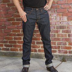 Asbury Park Skinny 1888 12 oz Raw Jeans - Massdrop