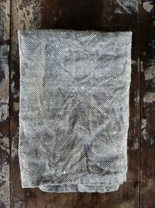 Fog Linen Thick Chambray Hand Towel