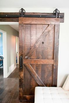 Pretty door Barn Door by HGTV