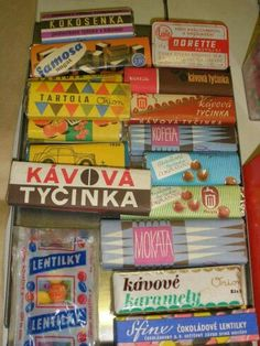 Retro 2, Childhood Memories, Packaging Design, Typography, Concept, Graphic Design, Ol Days, Boxes, Cars