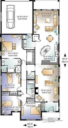 1000 images about plan de maison for Application dessin plan maison