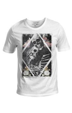 T-shirt EvenStar col Rond modèle Love