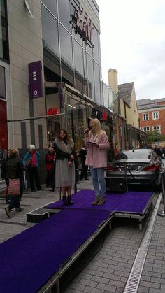 @Margaret Bronder Lane @Vogue Magazine @MSLCorkMercedes @mitgc_cm Vogue Magazine, Cork, Times Square, Opera, Fair Grounds, Street View, Fun, Travel, Fashion