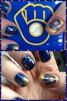 45 Easy New Years Eve Nails Designs and Ideas 2016 - Latest Fashion ...