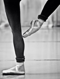 Take ballet again