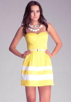 Vestid amarillo