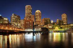 Aprende a Fotografiar Edificios por la Noche