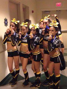 Topgun Cheerleaders