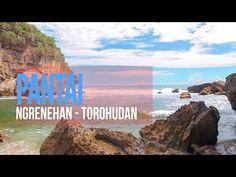 Pantai Torohudan Gunungkidul, Yogyakarta - YouTube